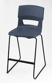 Postura Chairs Schools Postura Plus Sled Base Stool Sebel Furniture