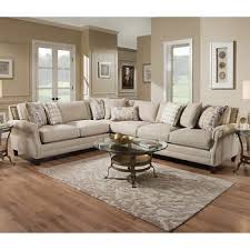 White Fabric Sectional Sofa by Fabric Sofas U0026 Sectionals Costco