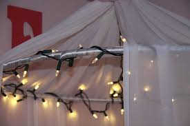 Diy Canopy Bed With Lights Adventures In Pinteresting Bed Canopy With Lights