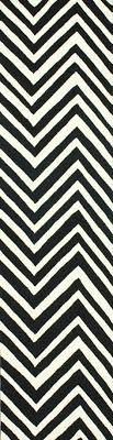 Black Chevron Area Rug Piper Pink White Area Rug Products Pinterest Products