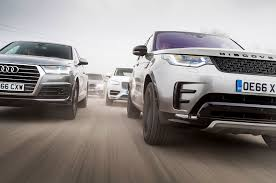 land wind vs land rover land rover discovery vs audi q7 vs bmw x5 vs volvo xc90 comparison