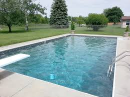 charming design of inground pool liner pools for home