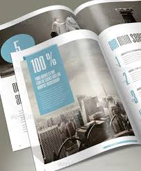 30 high quality indesign brochure templates brochure template