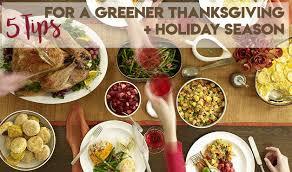 5 easy green thanksgiving tips nauset disposal
