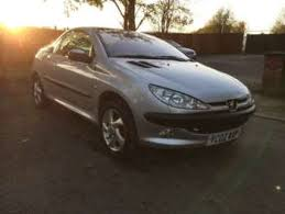 second hand peugeot for sale used peugeot 206 for sale rac cars