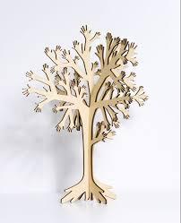 planche de bouleau my tree un arbre prédécoupé en bouleau à assembler soi même