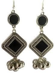gujarati earrings buy navratri oxidized jewellery kada earrings baju bandh tiko