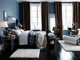 Retraite Chaleureuse Et Confortable à La Chambre Decor Ideas - Bedroom decorating ideas ikea
