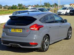 used ford focus st3 used ford focus st 3 20 tdci 185ps for sale in buckie