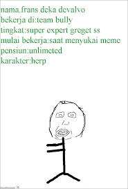 Meme Indo - ragegenerator rage comic meme lol indonesia