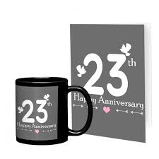 wedding wishes la 23rd marriage anniversary gift for parents