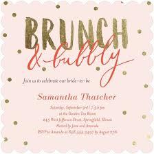 bridal brunch shower invitations best bridal shower invitations dhavalthakur