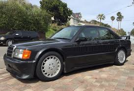 mercedes 190e amg for sale 1990 mercedes 190e 2 5 16 evolution with amg power pack for