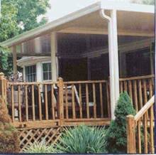 patio cover kit pictures for your patio or deck