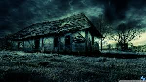 high def desktop backgrounds dark old house hd desktop wallpaper widescreen high definition