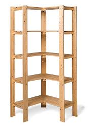 Making A Wooden Shelf Unit by Swedish Wood Shelving Williams Sonoma