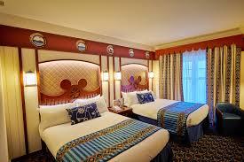 Rooms Newport Bay Club Disneyland Paris Hotels - Family room paris hotel