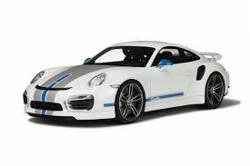 porsche 911 991 turbo gt spirit scale 1 18 porsche 911 991 turbo s techart white