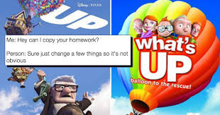 Homework Meme - this new meme is what happens when you copy someone else s