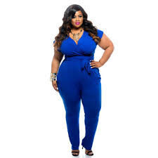 plus jumpsuit form fitted plus jumpsuit addicted2fashion