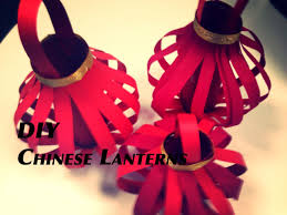diy chinese lantern youtube