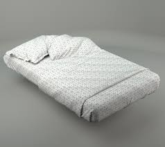 bed linen arca young yachting 3d cgtrader