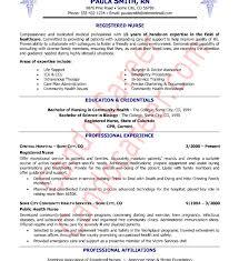 Staff Nurse Sample Resume Download Nursing Resume Example Haadyaooverbayresort Com