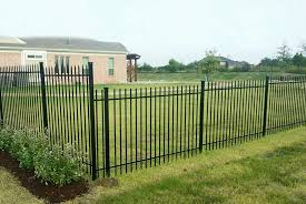 fence supply dallas wrought iron fence wood fence ornamental