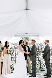 stillwater trellis outdoor wedding ceremonies tegan and justin