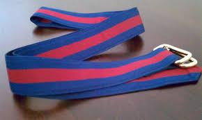 grosgrain ribbon belt grosgrain ribbon belt thrift store preppy