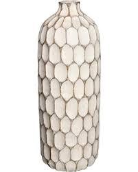 Vase Tall Black Friday Savings On Torre U0026 Tagus 901112 Carved Divot Resin