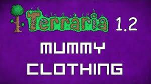 Terraria Vanity Clothes Mummy Mask Terraria Wiki Fandom Powered By Wikia