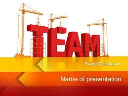team building powerpoint presentation templates team building