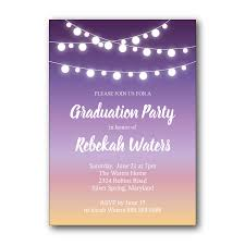 shopping for graduation announcements and invitations