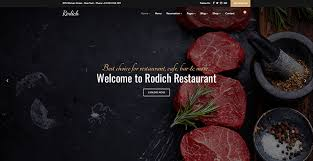 creer cuisine ร ปแบบในการสร างเว บไซต ร านอาหาร 10 blogpascher