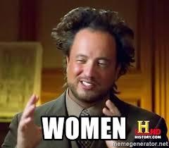 Women Meme Generator - women science guy meme generator
