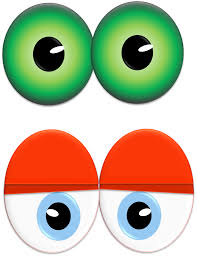 halloween eyes clip art u2013 festival collections