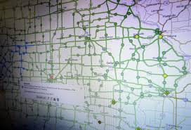 Iowa Road Conditions Map New Iowa Dot Office In Ankeny Is Nerve Center For Traffic The