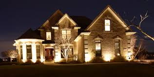 wall wash landscape lighting lighting tour mikes landscape kenosha wi with regard to wall wash