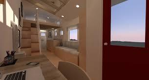 interior tiny house ideas cabin tech friendly amazing modern tiny house plans