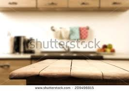Table In Kitchen Kitchen Counter Stock Images Royalty Free Images U0026 Vectors