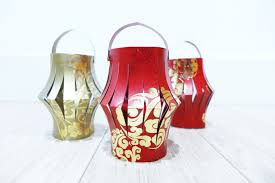 d i y chinese new year lai see packet lanterns