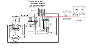 latching contactor wiring diagram gooddy org