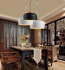 modern white pendant light modern black white pendant light kitchen ls dinning room bar