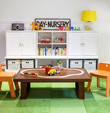 Land Of Nod Bookshelf Henry Marie U0027s Playroom Fleurishing