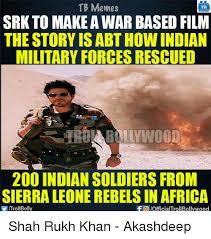 Film Memes - tb memes tb srk to make awar based film the story isabthow indian