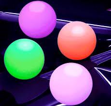 floating led pool light light up pool lighted pool balls
