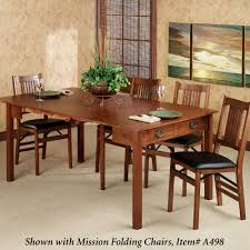 mission fruitwood finish convertible 3 in 1 table