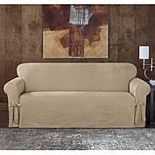 Surefit Sofa Covers by Sure Fit Bed Bath U0026 Beyond