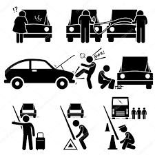 wrecked car clipart car repair stock vectors royalty free car repair